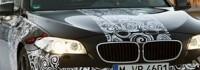 Тестват новото BMW M5 в Скандинавия