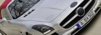 Mercedes SLS роудстър готов за Франкфурт