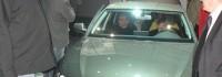 Любо Ганев на представянето на Audi A6