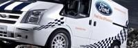 Ford изненадва със спортен товарен ван