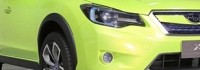 Шанхай 2011 - Subaru Impreza всъдеход