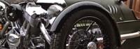Morgan възражда 3-колка с двигател от Harley