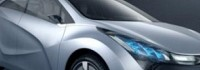 """Нов """"откачен"""" хибриден проротип от Hyundai за салона в Сеул"""