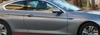 Снимаха на паркинг BMW 6-series coupe