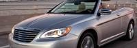 Chrysler 200 кабриолет - на светло