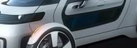 VW NILS - едноместна кола за 2030 година