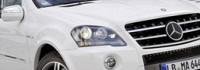 Mercedes спира ML63 AMG, тества новия