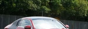 Щракнаха новото купе на Mercedes C-Class