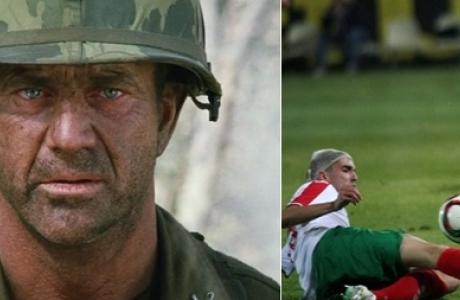 България има войници във футбола